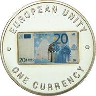 Monnaie, Zambie, 1000 Kwacha, 1999, British Royal Mint, FDC, Silver Plated - Zambia