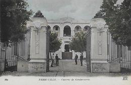 Tunisie )  FERRYVILLE   - Caserne De Gendarmerie - Tunisie