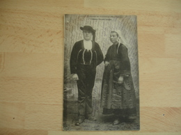 Guemene Couple Costume - Guemene Sur Scorff
