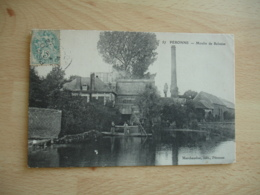 Peronne Moulin Belzaise - Peronne