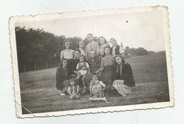 Men, Women,Children Pose For Photo Fg421-153 - Personnes Identifiées