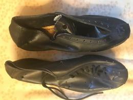 Scarpe Scarpette Shoes Da Ciclismo Vintage Anni 60 Poco Usate - Ciclismo