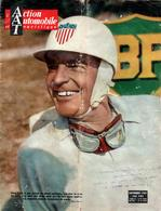 Revue Action Automobile Et Touristique De Septembre 1957 - Harry Schell, Salon De Paris, Fangio, Compétition, Maroc, ... - Auto/Moto