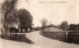 Allemagne. CPA. KEHL.  170 éme R.I.  Le Stad Du Fort Bose. 1927. - Kehl