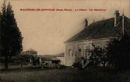 52 - MAIZIERES-les-JOINVILLE - Le Château - Les Dépendances - Francia