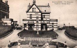 MALO LES BAINS-Villa Marguerite, Façade Sur L'Avenue About - Malo Les Bains