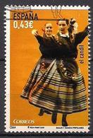 Spanien  (2009)  Mi.Nr.  4446  Gest. / Used  (3ai13) - 1931-Heute: 2. Rep. - ... Juan Carlos I