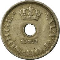 Monnaie, Norvège, Haakon VII, 10 Öre, 1925, TTB, Copper-nickel, KM:383 - Norvège
