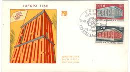 15479 - EURPOA  69 - Andorre Français