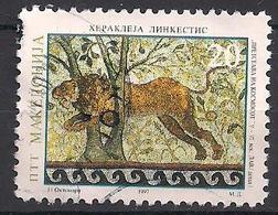 Mazedonien  (1997)  Mi.Nr.  97  Gest. / Used  (3ai26) - Mazedonien
