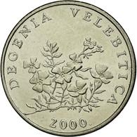 Monnaie, Croatie, 50 Lipa, 2000, TTB, Nickel Plated Steel, KM:19 - Croatie