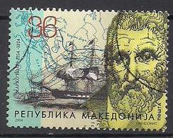 Mazedonien  (2004)  Mi.Nr.  337  Gest. / Used  (3ai25) - Mazedonien