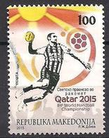 Mazedonien  (2015)  Mi.Nr.    Gest. / Used  (3ai28) - Mazedonien