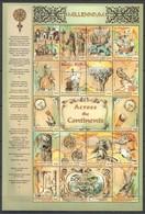 K005 DE GUINEE MILLENNIUM 2000 ACROSS THE CONTINENTS 1SH MNH - Storia