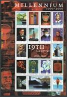 K007 UGANDA MILLENNIUM 1000-2000 19TH CENTURY 1850-1900 1SH MNH - Storia