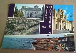 SALUTI DA MANFREDONIA   (121) - Souvenir De...