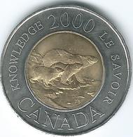 Canada - Elizabeth II - 2000 - 2 Dollars - Knowledge - KM399 - Canada