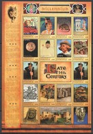 K021 DOMINICA MILLENNIUM 2000 LATE 14TH CENTURY 1SH MNH - Storia