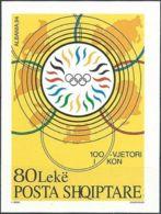 ALBANIEN 1995 Mi-Nr. Block 103 ** MNH - Albanie