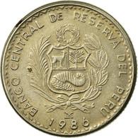 Monnaie, Pérou, Inti, 1986, Lima, TTB, Copper-nickel, KM:296 - Pérou