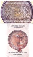 2017. Azerbaijan, Decorative And Applied Arts Of Azerbaijan, 2 S/s, Mint/** - Azerbaïdjan