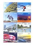 2017. Azerbaijan, Sport, The Modern Architecture Of Azerbaijan, Sheetlet,  Mint/** - Azerbaïdjan