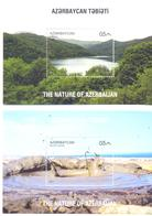 2017. Azerbaijan, The Nature Of Azerbaijan, 2 S/s, Mint/** - Aserbaidschan