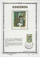 België O.B.C  Maxikaart  2151 / 2153     Kinderen - Cartes Souvenir