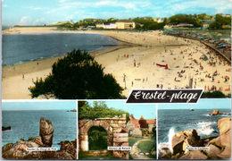 22 TRESTEL PLAGE - Carte Souvenir - France