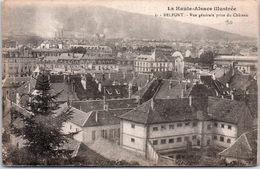90 BELFORT - Vue Générale Prise Du Château - Belfort - Ville