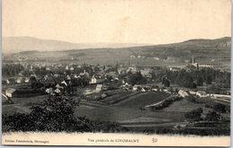 90 GIROMAGNY - Vue Générale - Giromagny