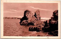 22 PORT BLANC - Garrek Ar Laër Et L'Ile St Gildas - France