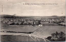 90 BELFORT - Vue Panoramique Des Usines Du Faubourg Des Vosges - Belfort - Ville