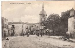 CPA Rosières Aux Salines Le Beffroi 54 Meurthe Et Moselle - Sonstige Gemeinden