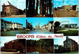 22 BROONS - Carte Souvenir Multivues - France