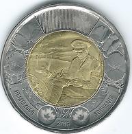 Canada - Elizabeth II - 2015 - 2 Dollars - 'In Flanders Fields' Poem Centenary - Remembrance - KM1854 - Canada