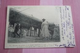 Corée. N°100556 . Obseques De Sa Majesté L Imperatrice De Corée - Corea Del Nord