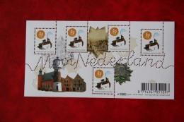 Blok Mooi Nederland Coevorden (31) NVPH 2564 (Mi 2566) 2008 POSTFRIS / MNH ** NEDERLAND / NIEDERLANDE / NETHERLANDS - 1980-... (Beatrix)