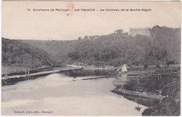 22. LE TRIEUX. Le Château De La Roche Jagut. 74 - France