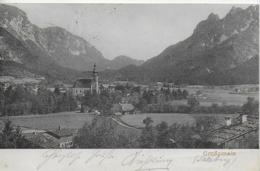 AK 0193  Großgmain Bei Salzburg - Verlag Würthle & Sohn Um 1905 - Österreich