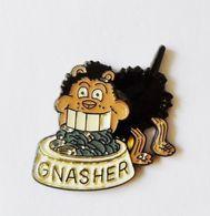 Pin's Gnasher Chien Denis La Menace Bd Beano  - 41R/000 - BD