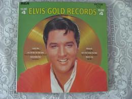 Lot De 3 Disques Vinyles 33T  Elvis Presley - Hard Rock & Metal