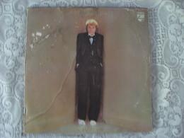 Lot De 2 Disques Vinyles 33T  Johnny Hallyday - Hard Rock & Metal