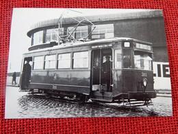 CHARLEROI  En 1935 - TEPC - Motrice Série  300  -  (Photo Antony) - Gares - Avec Trains