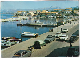 Le Brusc: SOLEX, PEUGEOT 404, 403 U, 403, CITROËN 2CV AZU, AMI BREAK, FIAT 500, RENAULT DAUPHINE - Le Port - (Var) - Toerisme
