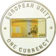 Monnaie, Zambie, 1000 Kwacha, 1999, British Royal Mint, TTB, Silver Plated - Zambie