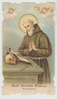 SANTINO  - IMAGE PIEUSE - DEVOTIONAL IMAGES   BEATO BENEDETTO PASSIONEI CAPPUCCINO URBINO - Devotion Images