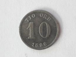 10 Öre Suède (Sweden) 1896 - Suède