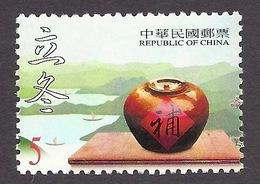 Taiwan - Handicraft, Pottery, Vase, Artisanat MNH - Taiwan (Formose)