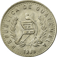 Monnaie, Guatemala, 10 Centavos, 1989, SUP, Copper-nickel, KM:277.5 - Guatemala